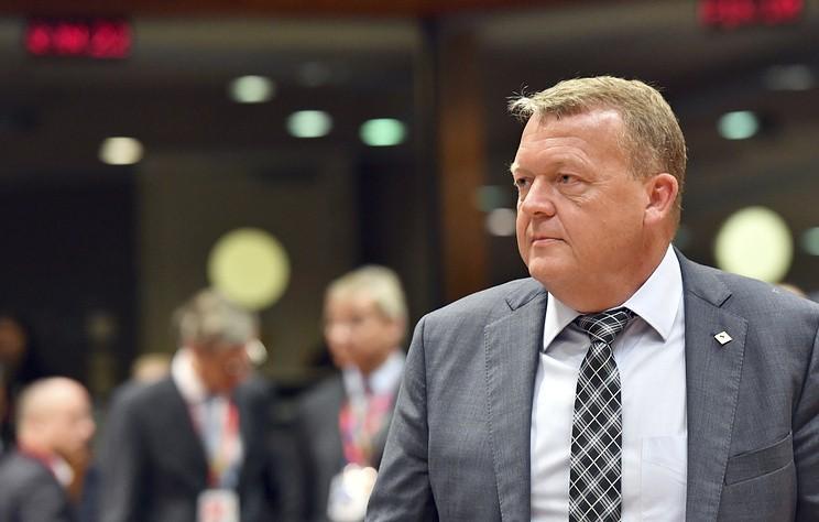 """Премьер Дании заявил о возможности юридически заблокировать проект """"Северный поток - 2"""""""
