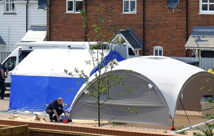 Британский полицейский обратился в больницу с подозрением на отравление