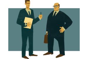 Узнайте, как ваши коллеги работают с контрагентами