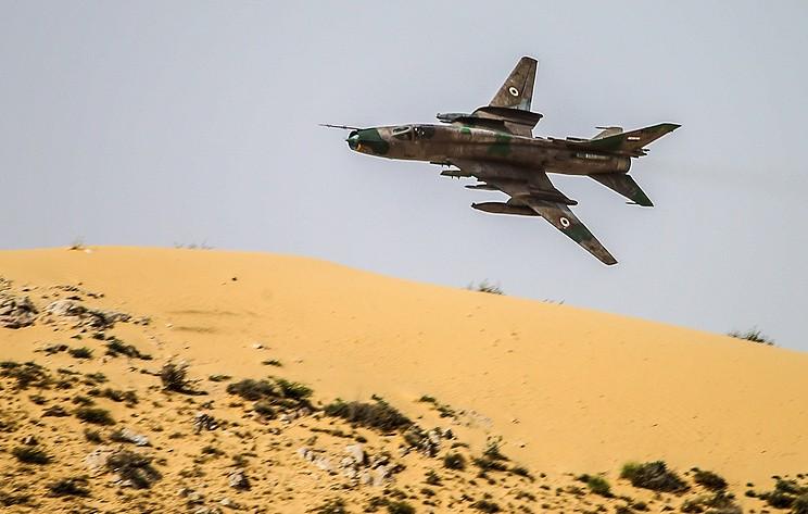 СМИ: пилот сбитого Израилем сирийского самолета погиб