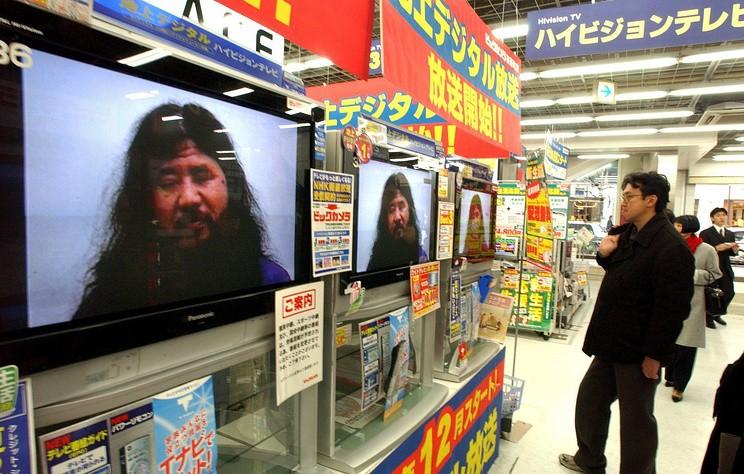 """В Японии казнили семь лидеров секты """"Аум Синрикё"""""""