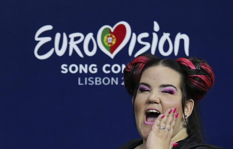"""Haaretz: Universal Music заподозрила плагиат в победившей на """"Евровидении"""" песне Toy"""