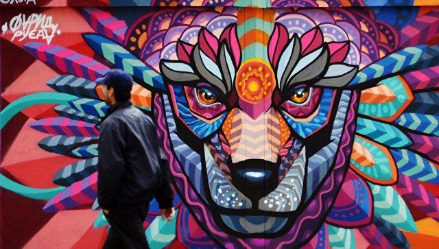 Пацанское искусство: как граффити преображают облик Москвы