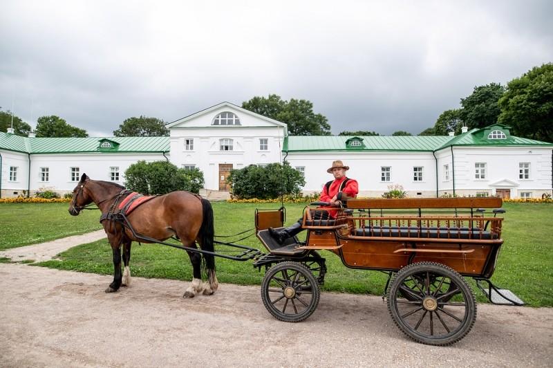 Более 100 потомков Льва Толстого приехали на съезд в Ясную Поляну