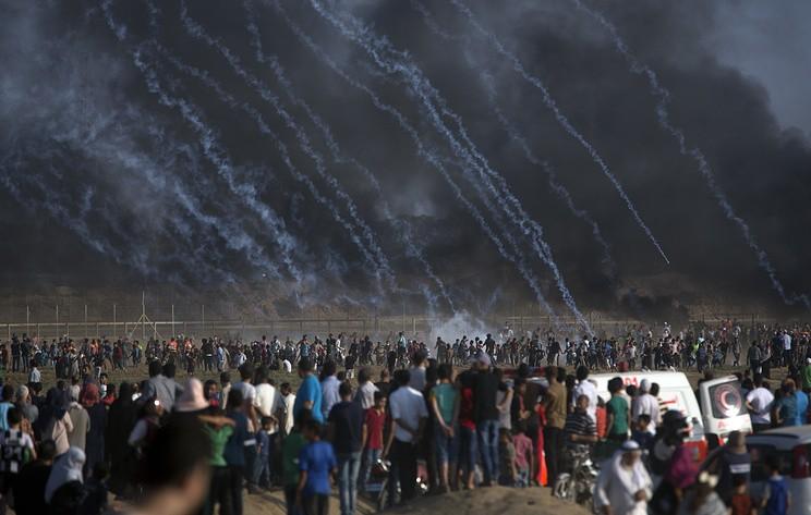 Более 100 ракет и снарядов запустили за 18 часов по Израилю из сектора Газа
