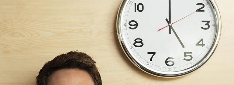 Как установить неполное рабочее время