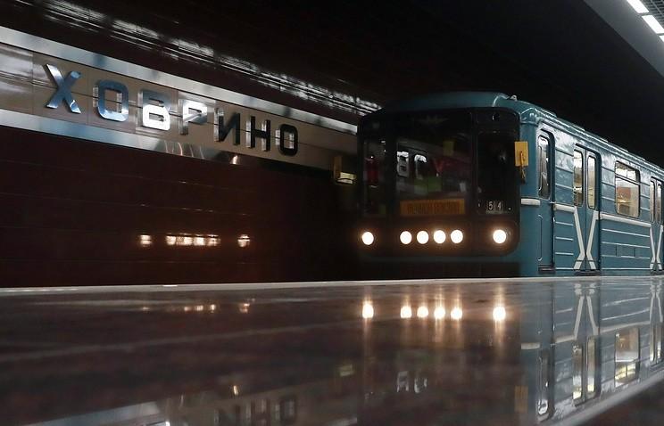 """Станция метро """"Ховрино"""" будет закрываться на два часа раньше в течение трех месяцев"""