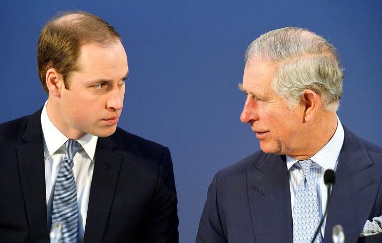 Times: принцы Чарльз и Уильям отказались встречаться с Трампом