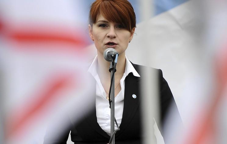 Посольство РФ в США добилось разрешения на посещение Бутиной