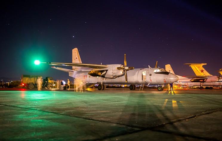 Средства ПВО российской авиабазы Хмеймим уничтожили беспилотник