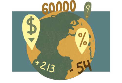 Moody's считает, что доллар утрачивает мировое господство