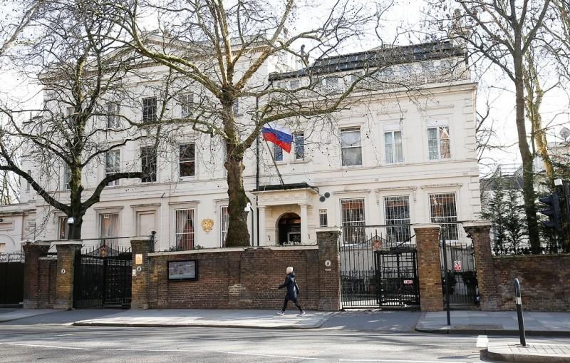 Посольство РФ в Великобритании указало на связь группы Bellingcat со спецслужбами