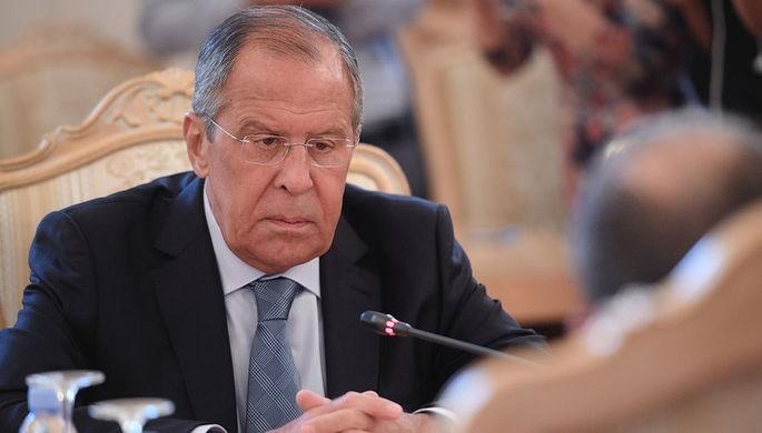 Лавров назвал «кибератаки» России на ОЗХО отвлекающим маневром перед встречей НАТО