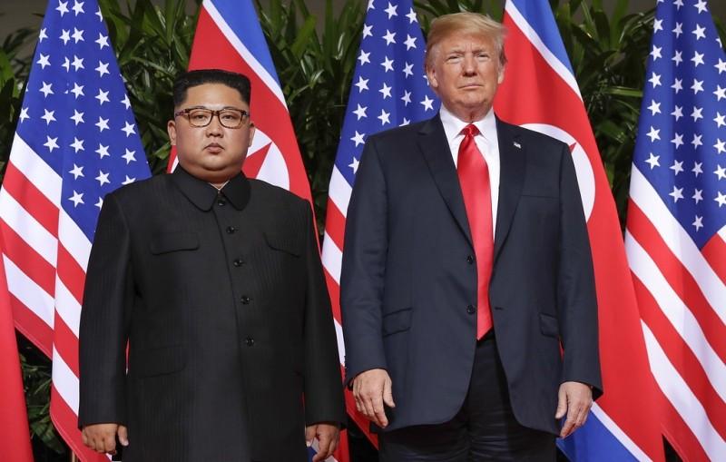 СМИ: второй саммит США - КНДР может состояться в начале января