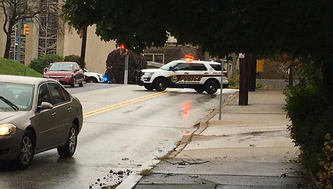 В США при стрельбе в синагоге погибли не менее четырех человек
