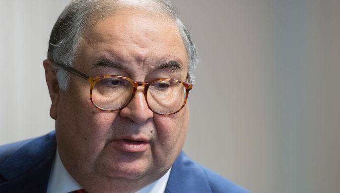 Усманов передал контроль над долей в Mail.ru Group менеджменту компании