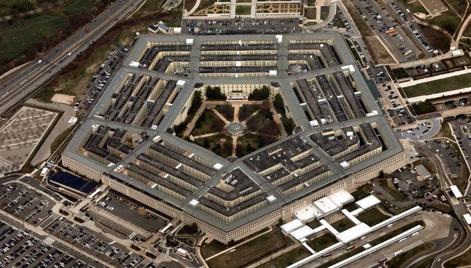 Пентагон сообщил о взломе своей базы данных