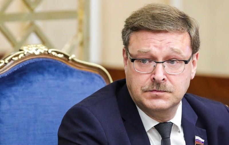 Косачев: Россия будет отвечать на практические действия США после их выхода из ДРСМД