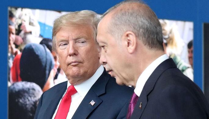СМИ узнали о планах Трампа закрыть посольство США в Турции