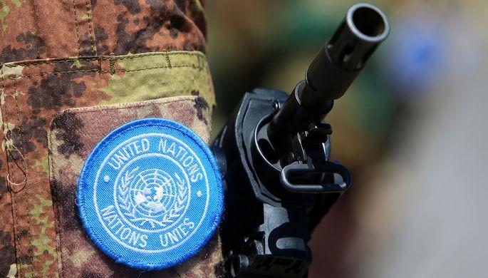 От ООН требуют расследовать применение коалицией США белого фосфора в Сирии
