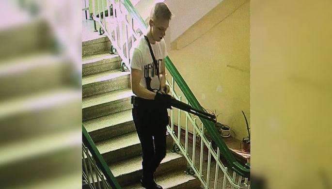 СМИ: стрелка из Керчи не будут хоронить рядом с его жертвами