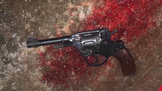 Напавший на сотрудников Росгвардии в Краснодаре стрелял из нагана