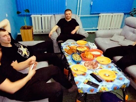 Не только крабы: рассекречена красивая жизнь Цеповяза в тюрьме