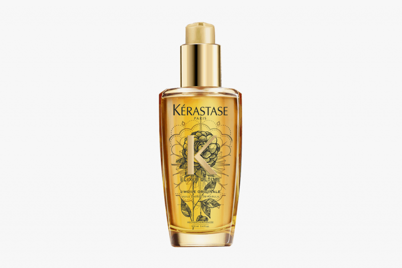 Масло с характером: классический уход для волос Kerastase в новом лимитированном дизайне