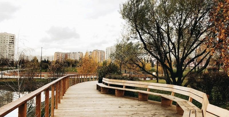 Посмотрите на ландшафтный парк «Южное Бутово», ради которого стоит поехать за МКАД