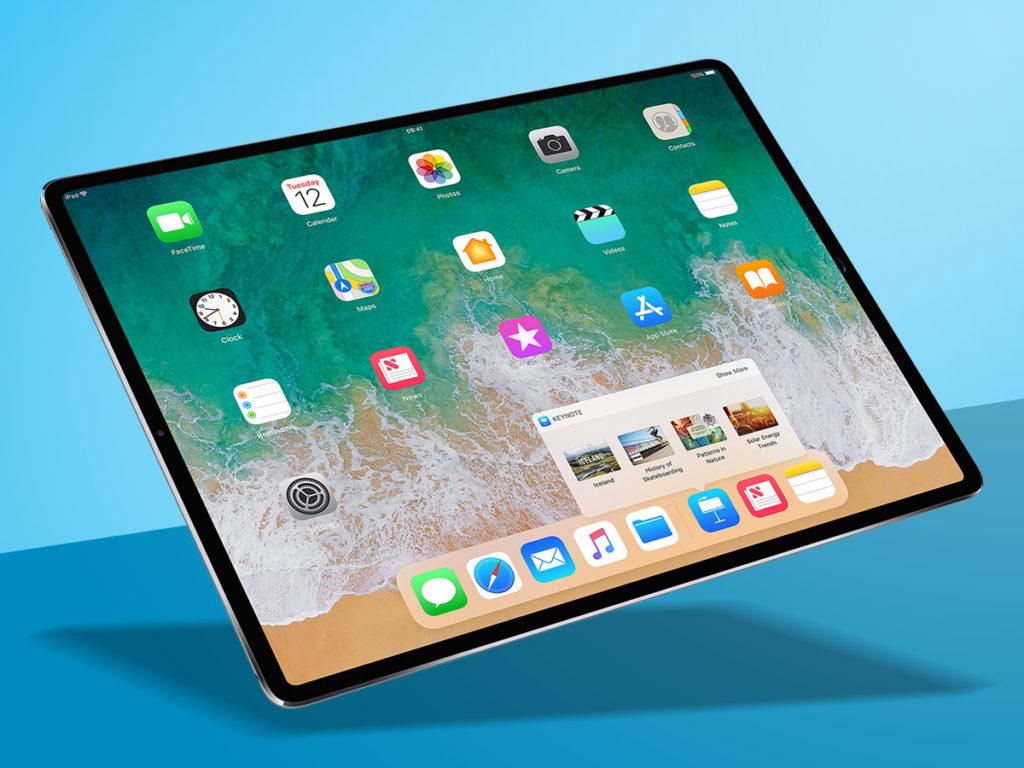 новый iPad Pro