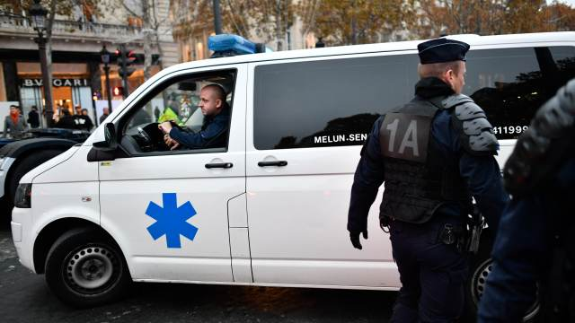 Мужчина с ножом ранил трех женщин на северо-востоке Франции