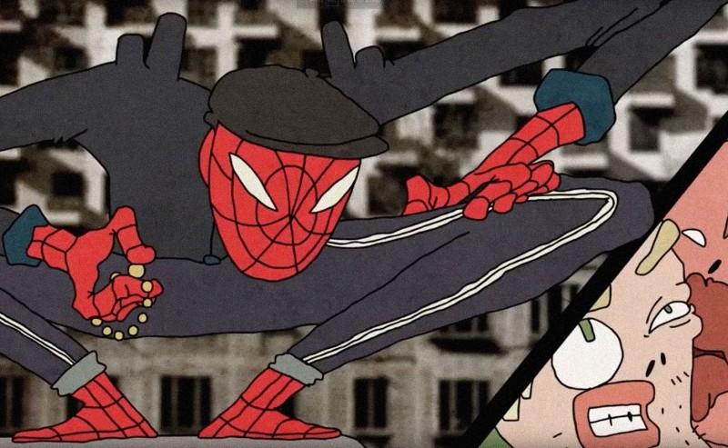 А что, если Человек-паук был бы героем русских народных сказок? Отвечает Сыендук