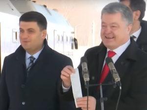 Киев объявил России газовую войну под прикрытием США