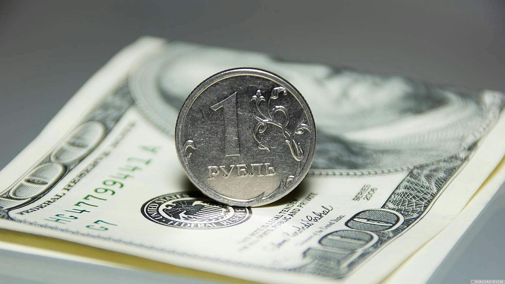 Бизнес отказывается от доллара