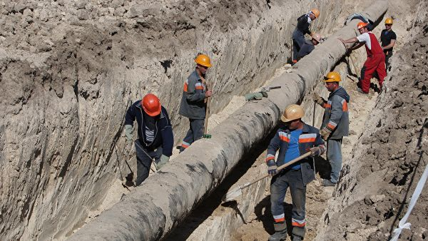 Перезапуск газоснабжения под Серпуховом может начаться в субботу