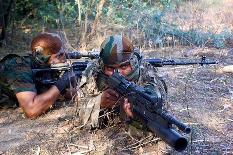 В Индии заявили, что в армии страны заканчивается эра советских СВД