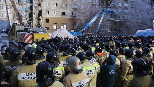 В России могут изменить строительные нормы после трагедии в Магнитогорске