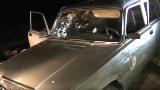 НАК опубликовал видео с места ликвидации боевиков в Дагестане