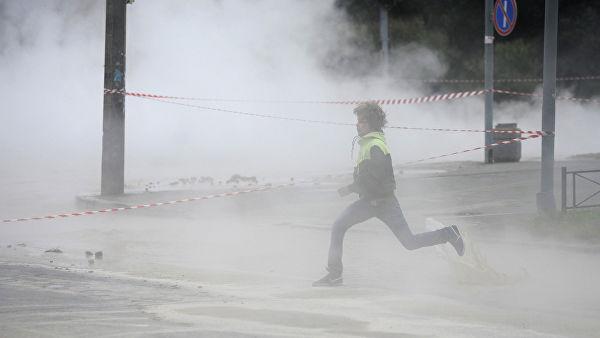 В Самаре три человека пострадали из-за утечки горячей воды