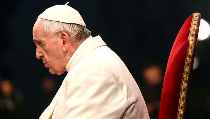 Папа Римский осудил взрыв у собора на Филлипинах