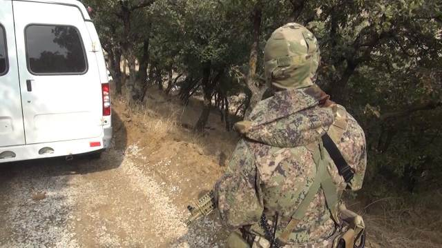 В НАК раскрыли подробности спецоперации по ликвидации боевиков в Дагестане