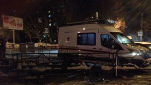 При взрыве газовоздушной смеси в многоэтажке в Коломне пострадал человек