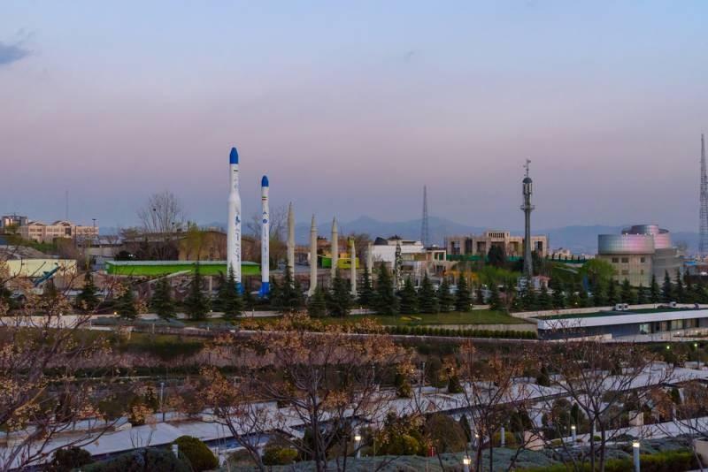 В США обрадовались неудачной попытке Ирана запустить спутник