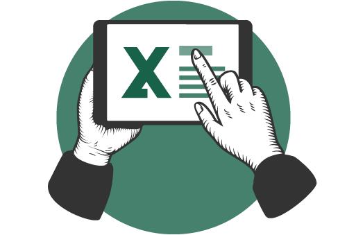 Скачайте Excel-модель для  контроля показателей, которые интересуют банки
