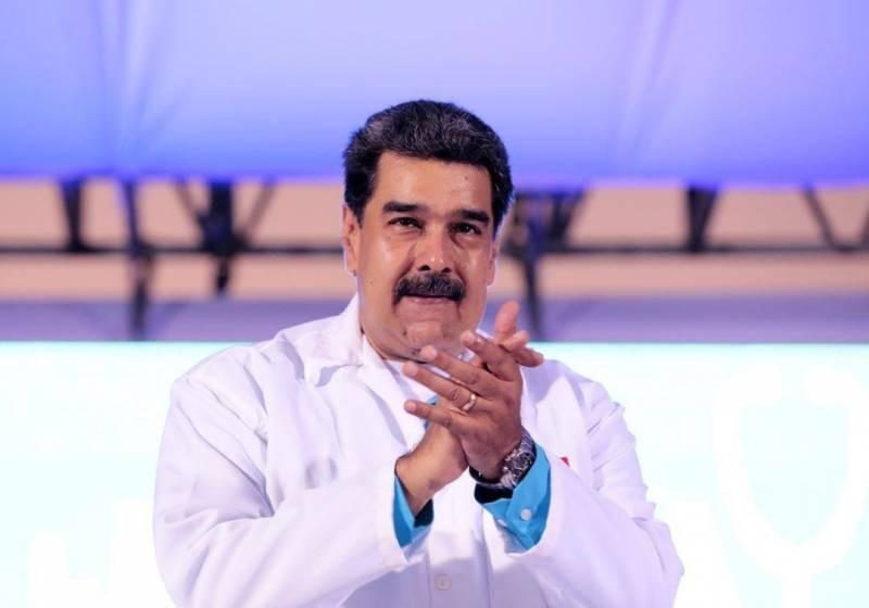 Мадуро отправляет открытое письмо американскому народу