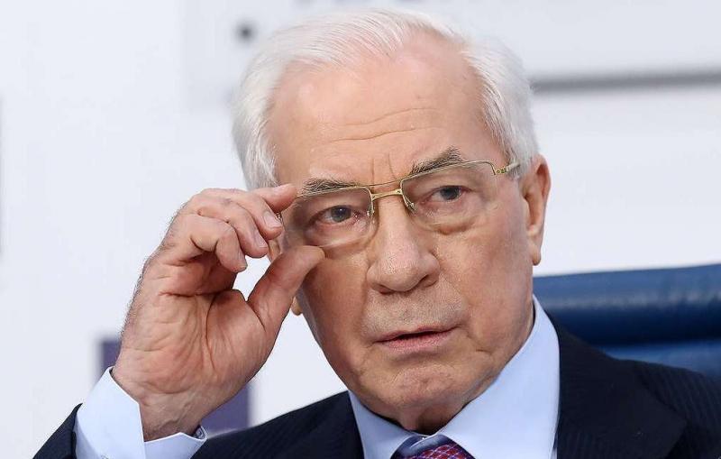 Экс-премьер Украины заявил, что реальный рейтинг Порошенко составляет 5-6%