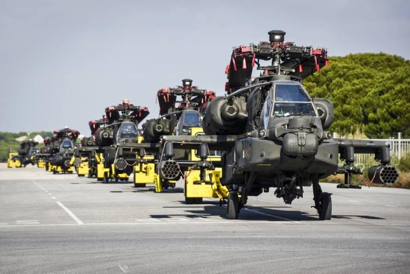 Американские эксперты: Большая часть вертолётов США устареет к 2030 году