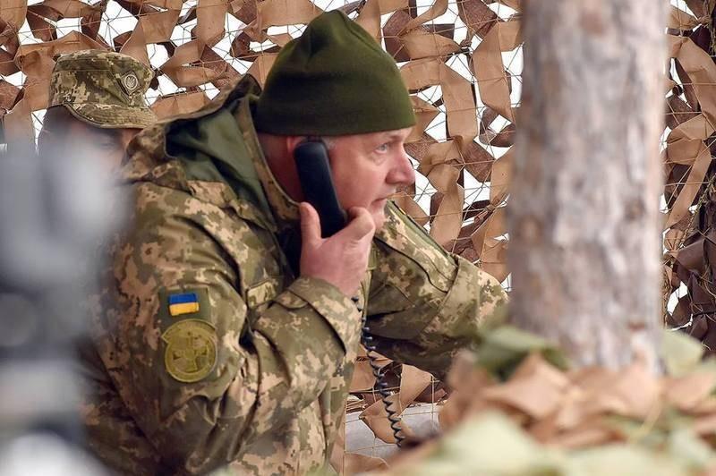 Украинские пограничники заявили о применении лазерного оружия