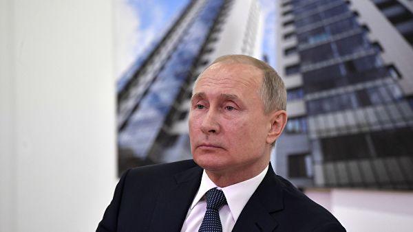 Путин поддержал изменения регламентов и правил застройки