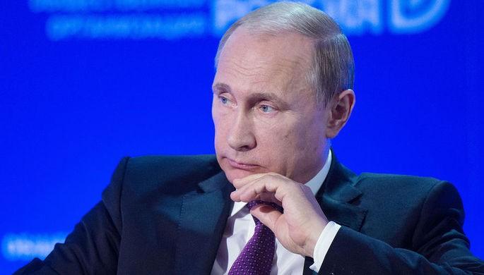 Путин назначил начальника миграционного подразделения МВД
